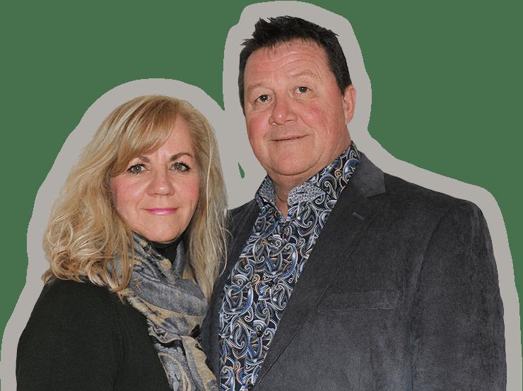 Brian Morrison & Cherie Stewart